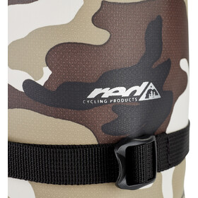 Red Cycling Products Water Resistant Sacoche de fourche, camo